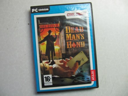 Dead Man`s Hand, PC igrica