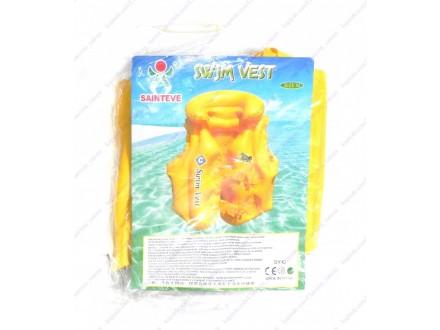 Deciji sigurnosni prsluk za vodu + BESPL DOST. ZA 3 ART