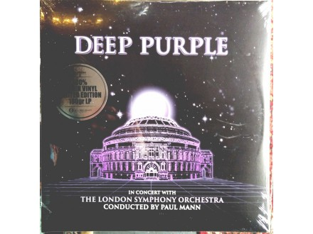 Deep Purple-In Concert With The London Symphony Orchest