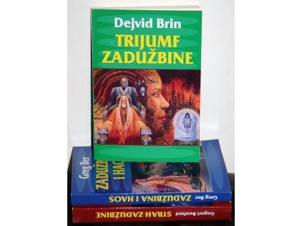 Dejvid Brin - TRIJUMF ZADUŽBINE