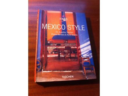 Dekoracija Mexico Style
