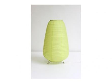 Dekorativna podna lampa 35cm svetlo zelena boja