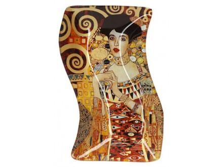 Dekorativni tanjir - Klimt, Adele Bloch - Gustav Klimt
