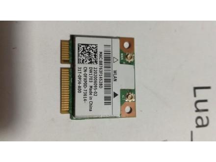 Dell Inspirion 15 3521 0890 WiFi Mrezna kartica