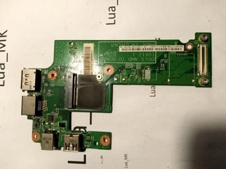 Dell M5010 DC - USB - LAN konektor