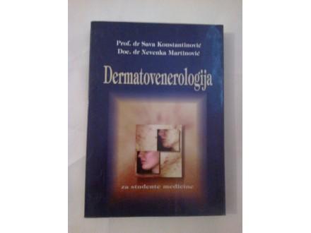 Dermatovenerologija - Konstantinović Martinović