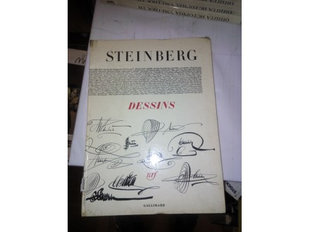 Dessins - Steinberg