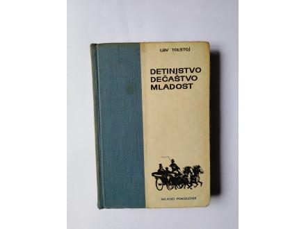 Detinjstvo decastvo mladost Lav Tolstoj