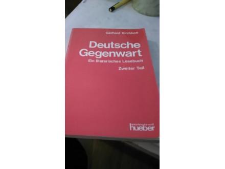 Deutsche Gegenwart - Gerhard Kirchhoff