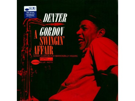 Dexter Gordon-_A Swingin Affair