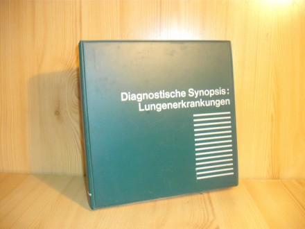 Diagnostische Synopsis: Lungenerkrankungen 1-7
