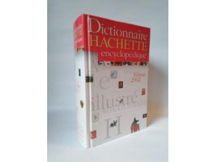 Dictionnare   Hachette enciclopedique illuste nova!!