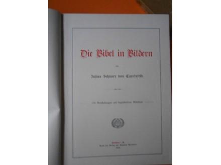 Die Bibel in Bildrrn-Biblija u slikama-Julius Carolsfel