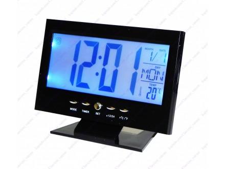 Digitalni sat sa senzorom za svetlo 2