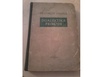 Dijalektika prirode - Friedrich Engels