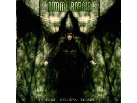 Dimmu Borgir-Enthrone darkness triumphant