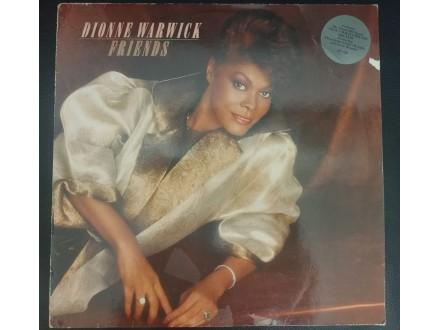 Dionne Warwick - Friends LP (MINT,1985)