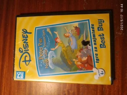 Disney Peter Pan Never Land Treasure quest PC
