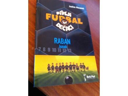 Divlji fudbal dečaci Raban junak Joahim Masanek