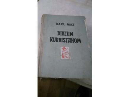 Divljim kurdistanom - Karl Maj