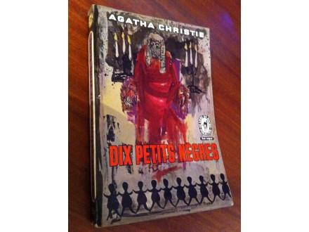 Dix petits negres Agatha Christie
