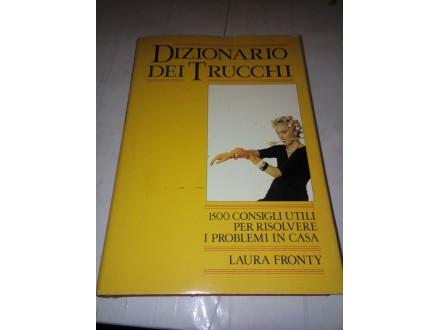 Dizionario dei trucchi - Laura Fronty