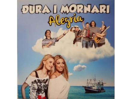 ĐURA I MORNARI -ALEGRIA-CD