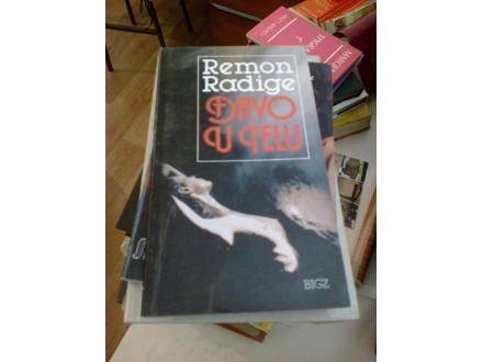 Đavo u telu - Remon Radige