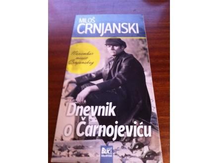 Dnevnik o Čarnojeviću Miloš Crnjanski