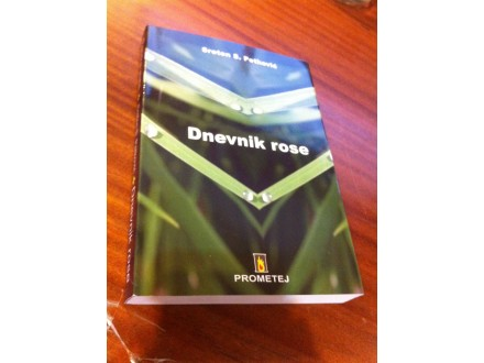 Dnevnik rose / Ženska vrata Sreten S . Petković