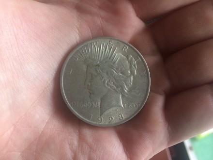 Dolar - Peace Dollar 1923.