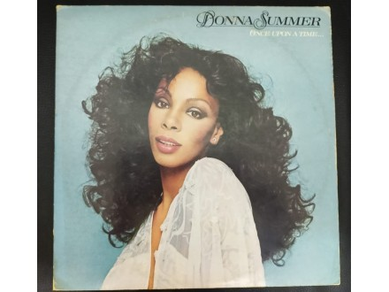 Donna Summer - Once Upon A Time... 2xLP (US,1977)