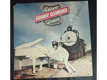 Donny Osmond – Disco Train LP (US,1976)