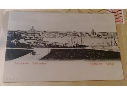 Dopisna Karta - Helsinki 1899.