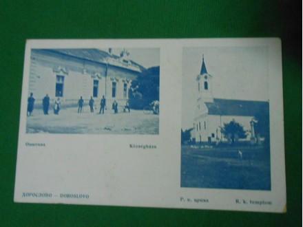 Doroslovo-opština rimokatolička crkva