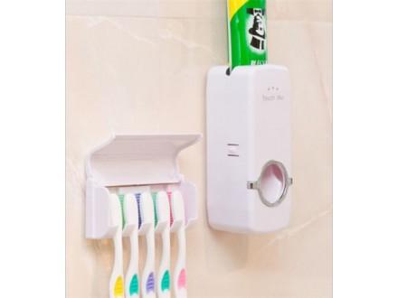 Dozer za pastu za zube + držač za četkice
