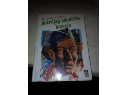 Doživljaji Nikoletine Bursaća - Branko Ćopić