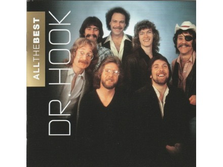 Dr. Hook – All The Best 2xCD