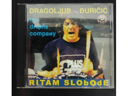 Dragoljub Đuričić – Ritam Slobode  CD (PGP,2001)