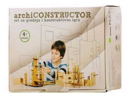 Društvena igra - ArchiPLAY, Abstract Archi Constructor