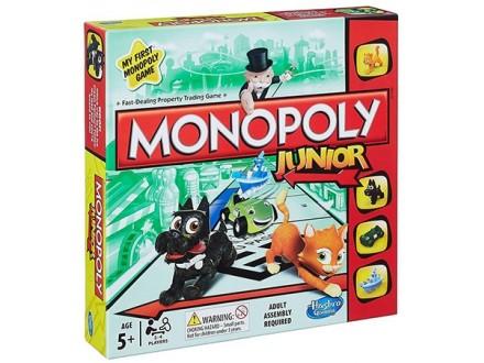 Društvena igra Monopol Junior - Hasbro
