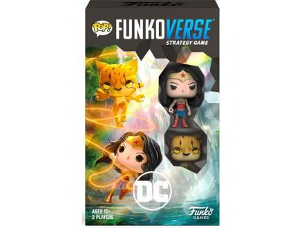 Društvena igra - POP Funkoverse, DC, 102 2 pack - DC Comics