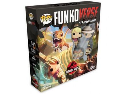 Društvena igra - POP Funkoverse, Jurassic Park, 100 - Jurassic Park