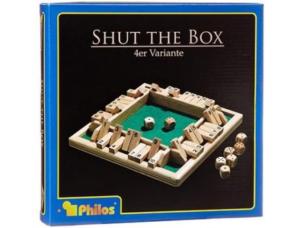 Društvena igra - Shut The Box