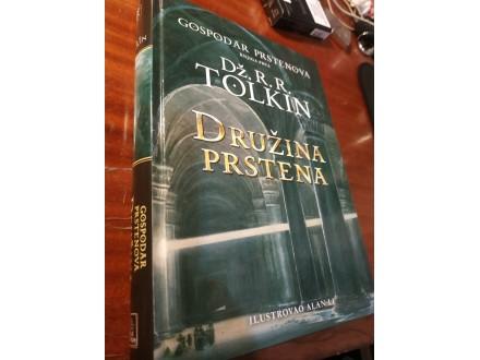 Družina prstena Dž . R . R . Tolkin knjiga prva