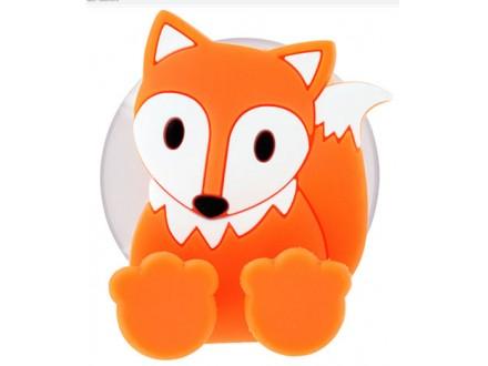 Držač za četkicu za zube - Fox - Tout en beaute