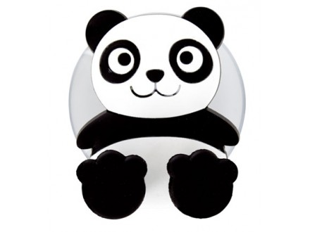 Držač za četkicu za zube - Panda - Tout en beaute