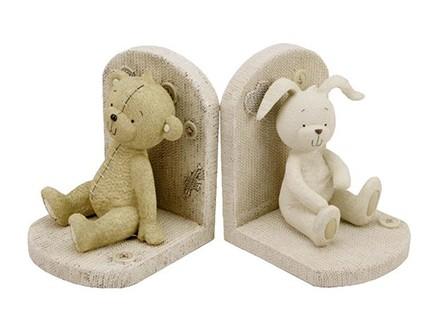 Držač za knjige - Bear &; Rabbit - Animal Friends