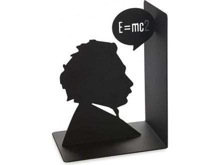Držač za knjige - Einstein, Black - Oscar Torrent