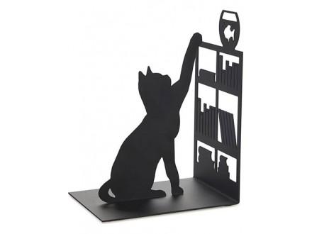 Držač za knjige - Fishing Cat, Black - Oscar Torrent